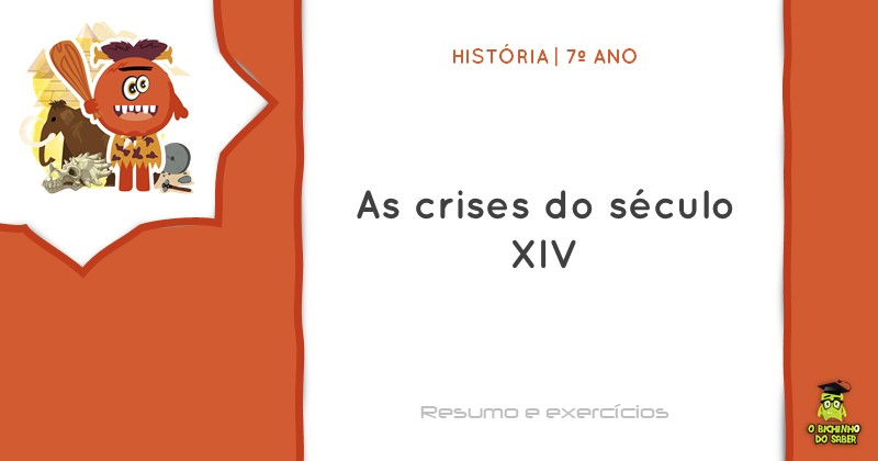 As crises do século XIV