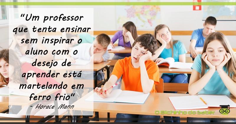 03-um-professor-que-tenta-ensinar-sem-inspirar-o-aluno-com-o-desejo-de-aprender-esta-martelando-em-ferro-frio